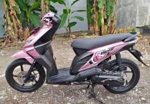 beat pink 2010 karburator