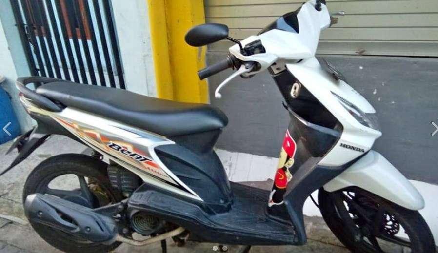 harga beat 2012 karbu putih