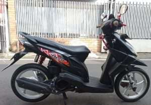 beat hitam karbu 2010 modifikasi