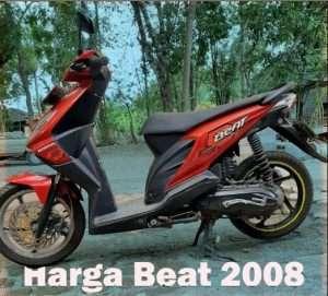Harga beat 2008