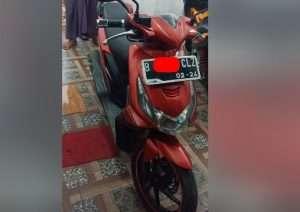 harga motor  beat 2008 jakarta bpkb only